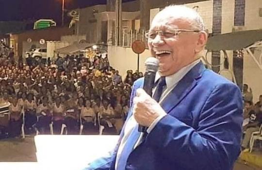 Pastor Nestor Henrique Mesquita (Reprodução)