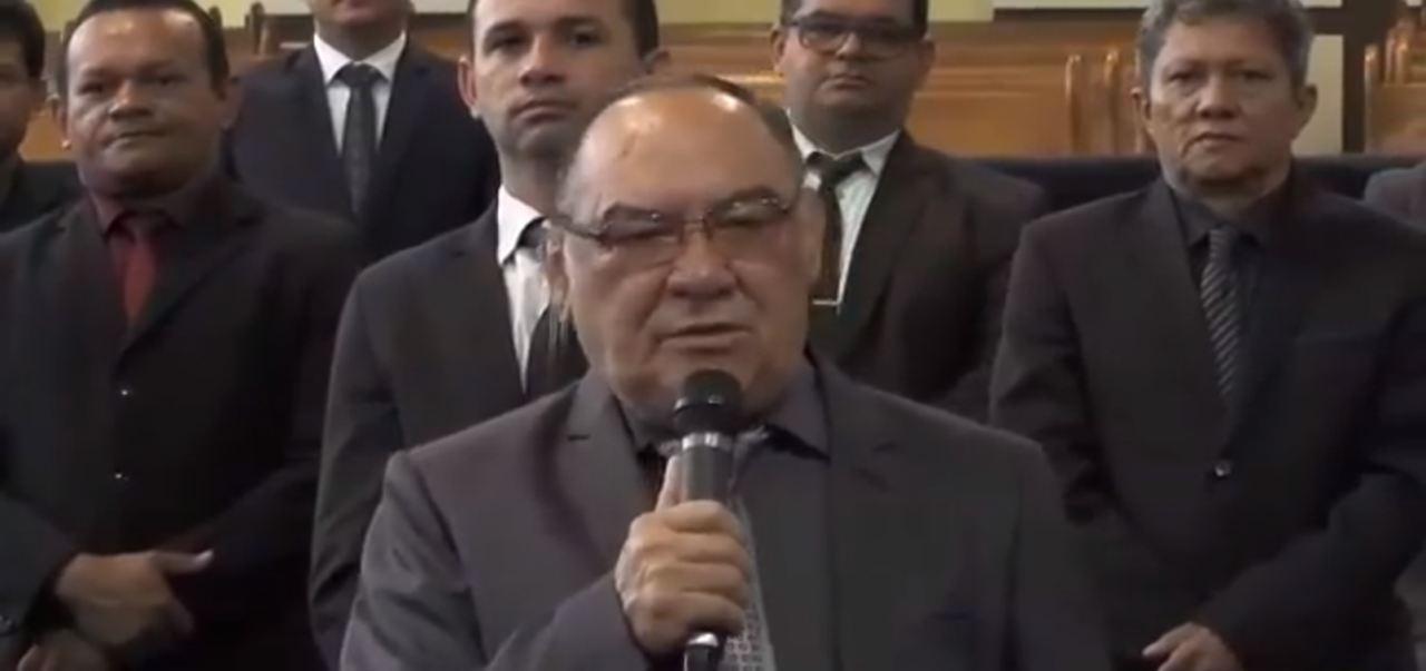 Pastor Fenelon Lima Sobrinho (Reprodução)-