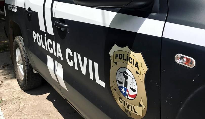 Os quatro suspeitos foram presos em uma operação conjunta das Polícias Civil e Militar. (Foto: Divulgação/Polícia Civil)