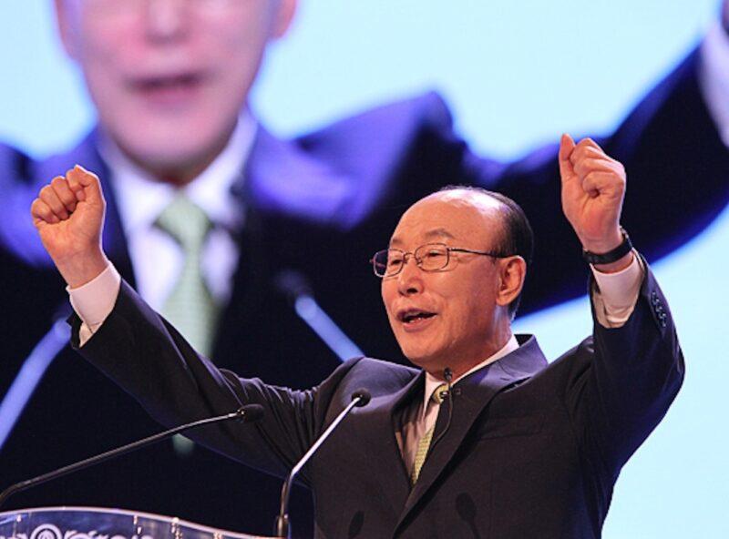 David Yonggi Cho, pastor da maior megaigreja do mundo, morreu nesta terça-feira, 14 de setembro de 2021