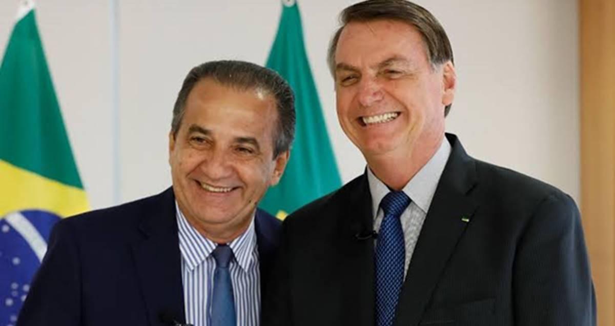 Silas Malafaia e Jair Bolsonaro (Reprodução)